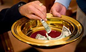 Τα «Δέκατα» τού μισθού πρέπει να δίδονται στην εκκλησία;
