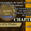 20. SALVATION IN CHRIST AND THE ISSUE OF THE ETERNAL SECURITY OF THE BELIEVER (Chapter 20).