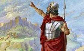 Όταν ο Ήλιος «εστάθηκε» στην εποχή τού Ιησού τού Ναυή.