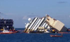 Δείτε live στήν sporeas.tv την επιχείρηση ανέλκυσης του Costa Concordia.