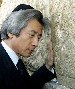 Junichiro Koizumi (πρώην πρωθυπουργός Ιαπωνίας)