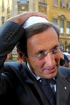Gianfranco Fini (πρώην «ακροδεξιός»)